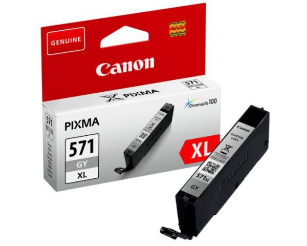 Canon CLI-571 GY XL