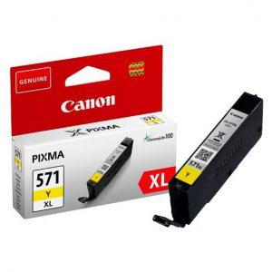 Canon CLI 571 Y XL
