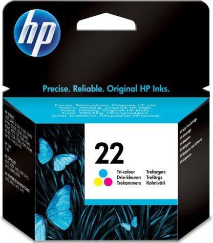 HP 22 Color