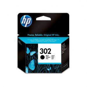 HP 302 BK