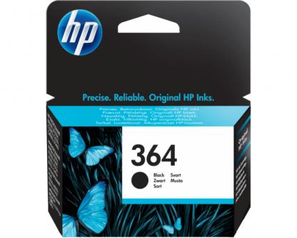 HP 364 BK