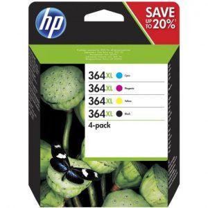 HP 364 C/M/Y/BK XL Multipack
