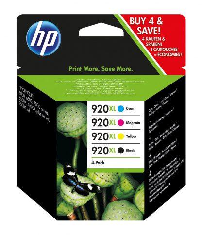HP 920 C/M/Y/BK XL Multipack