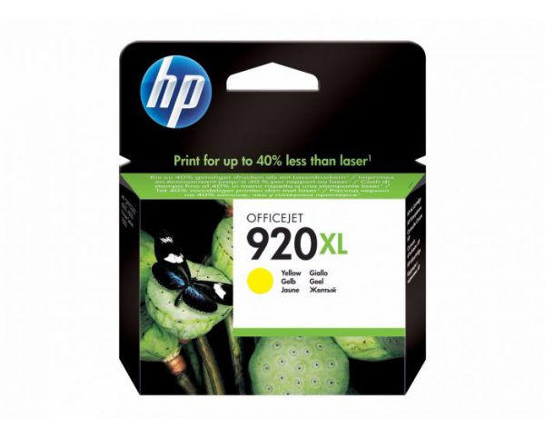 HP 920 Y XL