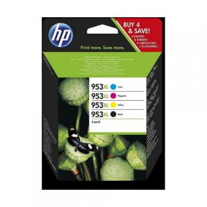 HP 953 C/M/Y/K XL Multipack