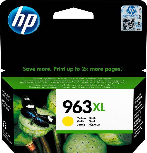 HP 963 Y XL