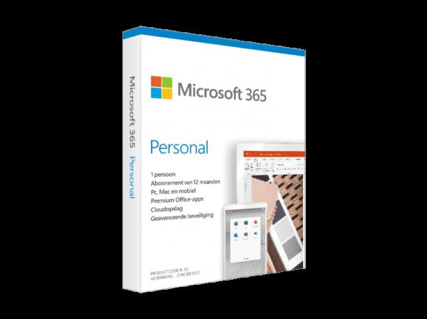 Microsoft 365 Personal NL - 1 jaar