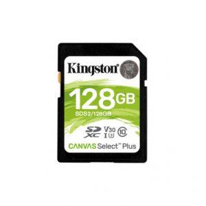 Kingston Canvas Select Plus SD 128GB