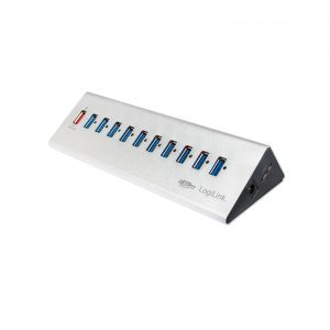 LogiLink 11 Port Hub, USB 3.0