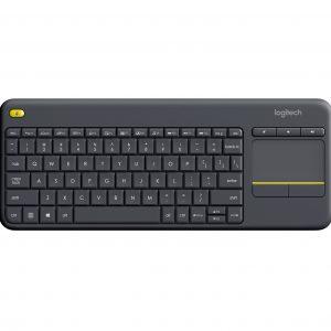 Logitech K400 Touch Plus Wireless