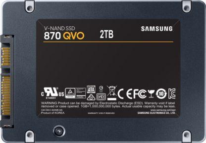 Samsung 870 QVO 2TB
