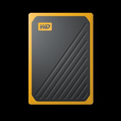 western digital my passport go ssd 500GB