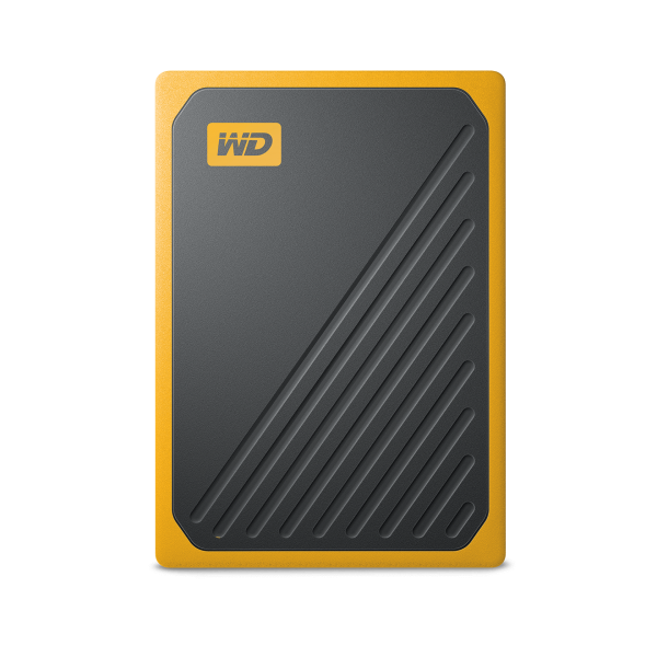 western digital my passport go ssd 500GB